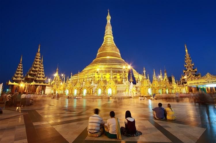 Myanma - Vương Quốc Huyền Bí