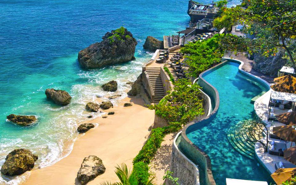 SINGAPORE- ĐẢO BALI- INDONESIA