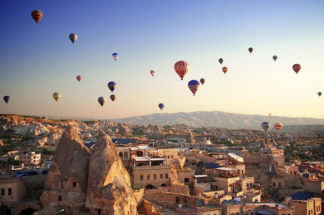 Thổ Nhĩ Kỳ - Nơi Á Âu hội tụ