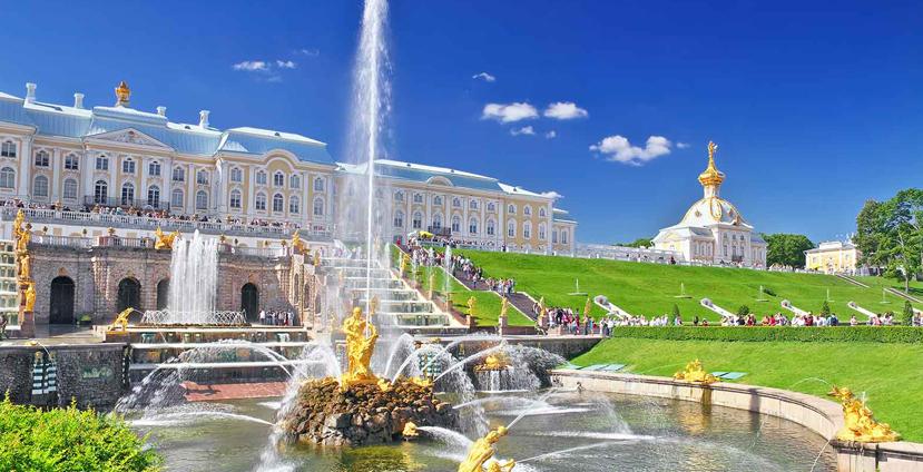 HÀ NỘI – SAINT PETERSBURG – MOSCOW - HÀ NỘI